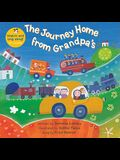 The Journey Home from Grandpa's [with CD (Audio)] [With CD (Audio)]
