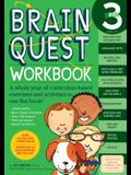 Brain Quest Workbook: Grade 3 [With Stickers]