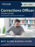 Corrections Officer Study Guide: Exam Prep Review with Practice Test Questions