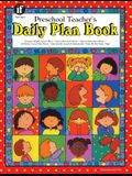 Preschool Teacher's Daily Plan Book