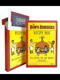 The Bob's Burgers Recipe Box: Real Recipes for Joke Burgers