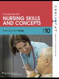 Lippincott Coursepoint for Timby's Fundamental Nursing Skills and Concepts with Print Textbook Package
