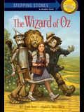 The Wizard of Oz (A Stepping Stone Book(TM))