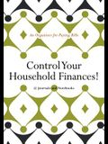 Control Your Household Finances! An Organizer for Paying Bills