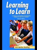Learning to Learn, Second Edition