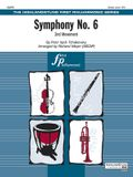 Symphony No. 6: 2nd Movement, Conductor Score