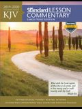 KJV Standard Lesson Commentary(r) Large Print Edition 2019-2020