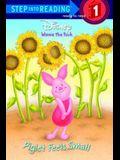 Piglet Feels Small (Turtleback School & Library Binding Edition) (Disney Winnie the Pooh (Prebound))