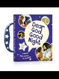Dear God, Good Night: 2-Minute Bible Stories for Bedtime