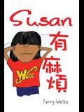 Susan you mafan!: Traditional character version