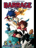 Barrage, Volume 2