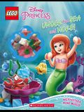 Under the Sea and More! (Lego Disney Princess: Activity Book with Minibuild), Volume 2 [With Minibuild]