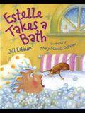 Estelle Takes a Bath