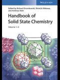 Handbook of Solid State Chemistry, 6 Volume Set