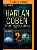 Harlan Coben - Mickey Bolitar Series: Books 1-3: Shelter, Seconds Away, Found