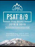 PSAT 8/9 Prep Books 2018 & 2019: PSAT 8/9 Prep 2018 & 2019 and Practice Test Questions
