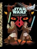 Star Wars: The Phantom Menace (Star Wars) (Little Golden Book)