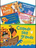 Literary Text Grade 1 Readers Spanish Set 1 10-Book Set