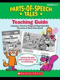 Parts-of-Speech Tales: A Motivating Collection of Super-Funny Storybooks That Teach the Eight Parts of Speech