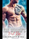 The Widow's First Kiss: A Billionaire and A Virgin Romance