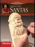 How to Carve Santas [With Study Stick]