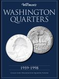 Washington Quarter 1959-1998 Collector's Washington Quarter Folder