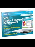 Studyon Vce Health and Human Development Units 3&4 & Booklet
