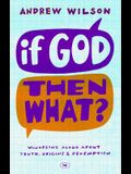 If God, Then What?: Wondering Aloud about Truth, Origins and Redemption