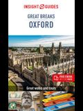 Insight Guides Great Breaks Oxford (Travel Guide with Free Ebook)