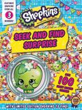 Shopkins Seek and Find Surprise, Volume 6