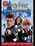 Harry Potter Sticker Art Puzzles