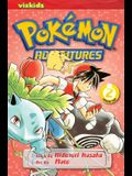 Pokémon Adventures (Red and Blue), Vol. 2