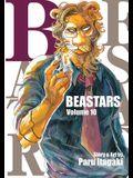 Beastars, Vol. 10, 10