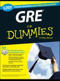 GRE: 1,001 Practice Questions for Dummies [With Free Online Practice]