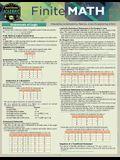 Finite Mathematics: A Quickstudy Laminated Reference Guide