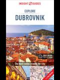 Insight Guides Explore Dubrovnik (Travel Guide with Free Ebook)