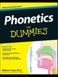 Phonetics for Dummies