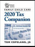 Family Child Care 2020 Tax Companion