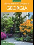 Georgia Month by Month Gardening: What to Do Each Month to Have a Beautiful Garden All Year