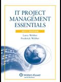 IT Project Management Essentials 2011e with CD