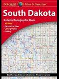 Delorme South Dakota Atlas and Gazetteer