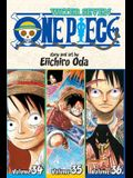 One Piece (Omnibus Edition), Vol. 12, Volume 12: Includes Vols. 34, 35 & 36