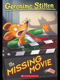 The Missing Movie (Geronimo Stilton #73), 73