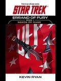 Errand of Fury Book One: Seeds of Rage (Star Trek, The Original Series) (Bk. 1)