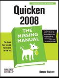 Quicken 2008: The Missing Manual: The Missing Manual