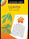 Learning about Leaves: With 12 Stickers