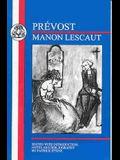 Prévost: Manon Lescaut