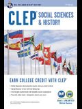 Clep(r) Social Sciences & History Book + Online, 2nd Ed.