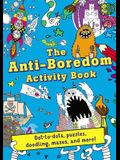 Anti-Boredom Activity Book