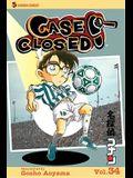 Case Closed, Vol. 34, 34